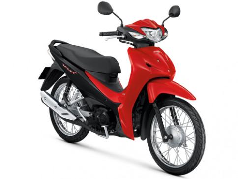 ฮอนด้า Honda Wave 110i สตาร์ทเท้า ล้อซี่ลวด 2021 ปี 2021