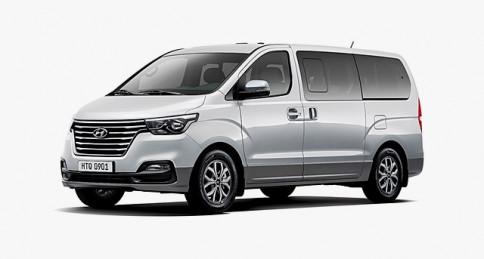 ฮุนได Hyundai-H1 Deluxe MY2018-ปี 2018