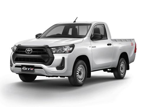 โตโยต้า Toyota Revo Standard 4X2 2.4 Entry ช่วงล้อสั้น MY2021 ปี 2021