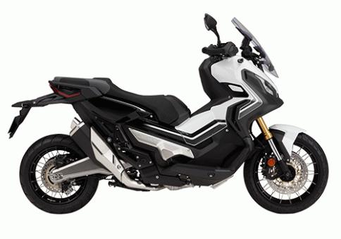 ฮอนด้า Honda-X-ADV MY18-ปี 2018