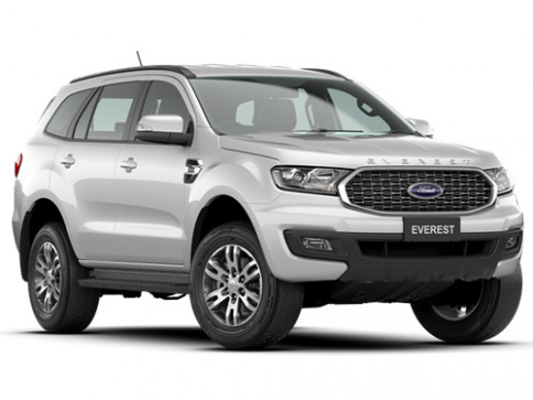 ฟอร์ด Ford Everest 2.0L Turbo Trend 4x2 10AT MY2020 ปี 2020