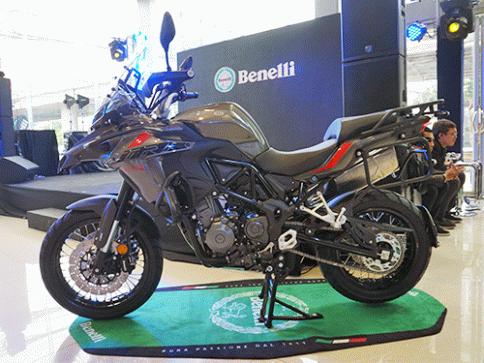 เบเนลลี Benelli TRK 502 X ปี 2018