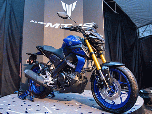 ยามาฮ่า Yamaha MT-15 MY2019 ปี 2018