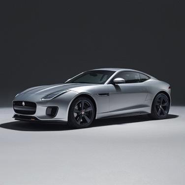 จากัวร์ Jaguar F-Type V6 Sport Coupe ปี 2017
