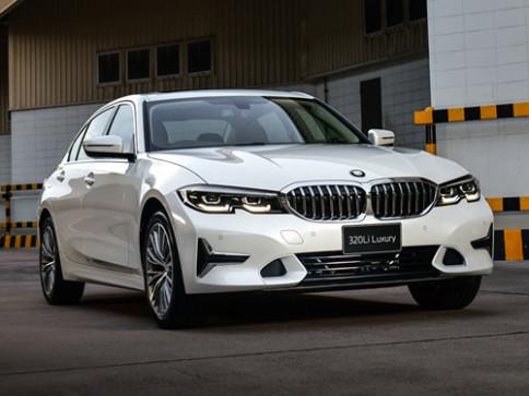 บีเอ็มดับเบิลยู BMW Series 3 320Li Luxury ปี 2021