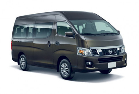 นิสสัน Nissan-Urvan NV350 Diesel-ปี 2013
