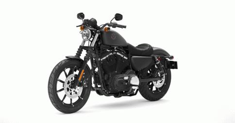 ฮาร์ลีย์-เดวิดสัน Harley-Davidson Sportster Iron 883 ปี 2021
