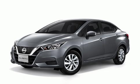 นิสสัน Nissan Almera EL ปี 2019