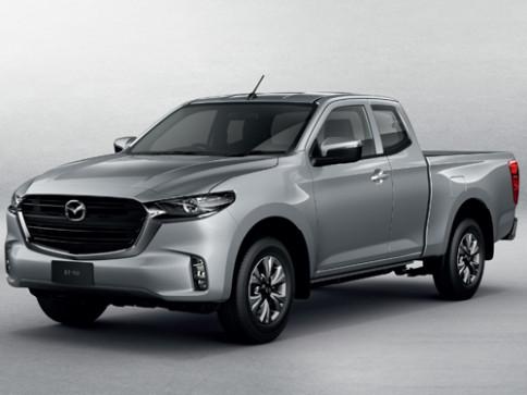 มาสด้า Mazda BT-50 Freestyle Cab 1.9 C ปี 2021
