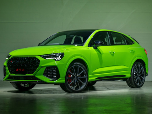 อาวดี้ Audi-RS Q3 Sportback quattro-ปี 2021