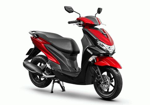 ยามาฮ่า Yamaha-Freego 125-ปี 2019