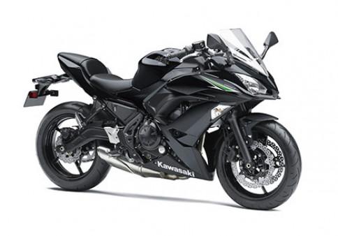 คาวาซากิ Kawasaki Ninja 650R ปี 2019