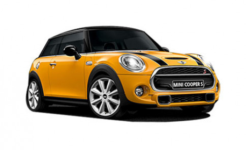 มินิ Mini Hatch 3 Door Cooper S ปี 2014