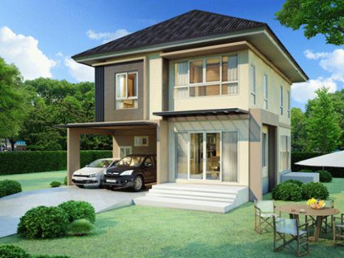 บ้านอยู่สบาย 8 (BANYUSABAI 8)
