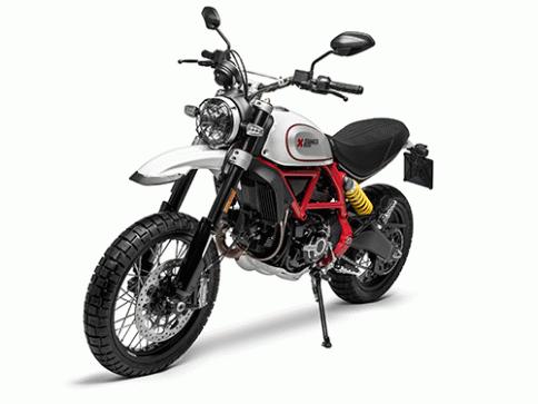 รูป ดูคาติ Ducati-Scrambler Desert Sled MY2019-ปี 2019