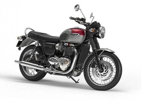 ไทรอัมพ์ Triumph Bonneville T120 Diamond Edition std. ปี 2015