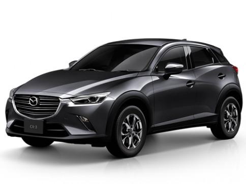 มาสด้า Mazda CX-3 2.0 BASE PLUS MY2021 ปี 2021