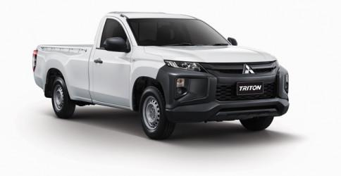 รูป มิตซูบิชิ Mitsubishi-Triton Single Cab 2.5 Di-D 2WD GL-ปี 2019