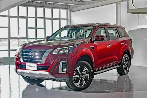 นิสสัน Nissan-Terra 2.3 VL 2WD 7AT MY2022-ปี 2021