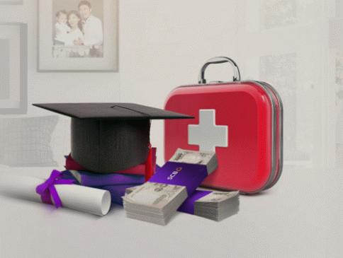 สินเชื่อเพื่อการศึกษา และสินเชื่อเพื่อการรักษาพยาบาล-ธนาคารไทยพาณิชย์ (SCB)