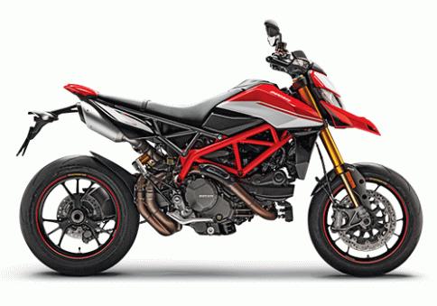 ดูคาติ Ducati-Hypermotard 950 SP-ปี 2019