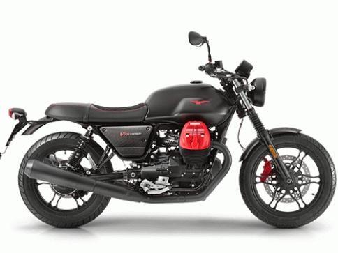 โมโต กุชชี่ Moto Guzzi V7 III Carbon Limited Edition ปี 2018