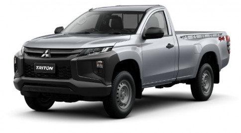 มิตซูบิชิ Mitsubishi Triton Single Cab 2.4 GL 4WD 6MT MY2019 ปี 2018