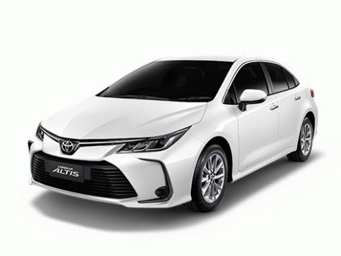 โตโยต้า Toyota Altis (Corolla) 1.6G ปี 2019
