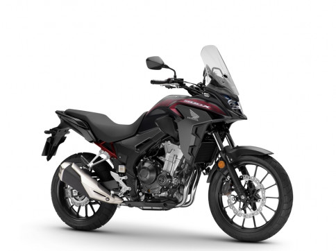 ฮอนด้า Honda CB 500X MY20 ปี 2020
