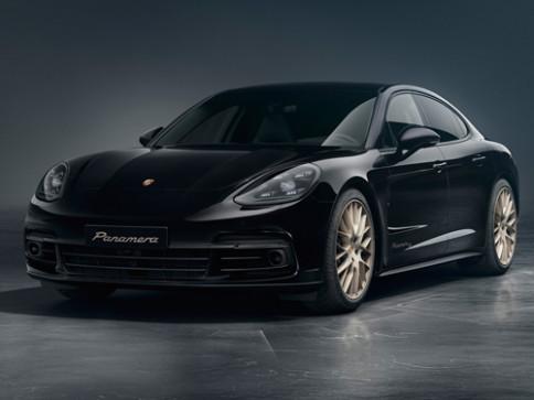 ปอร์เช่ Porsche Panamera 4 E-Hybrid 10 Years Edition ปี 2020