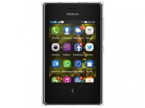 โนเกีย Nokia Asha 500 DUAL SIM