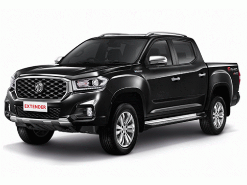 เอ็มจี MG Extender Double Cab 2.0 Grand X 6AT ปี 2019