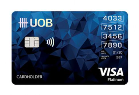 บัตรเครดิต ยูโอบี โยโล่ แพลทินัม (UOB YOLO Platinum Credit Card)-ธนาคารยูโอบี (UOB)