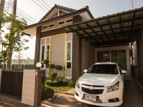 แผ่นดินทอง ลิฟวิ่งโฮม (Pandintong Living Home)