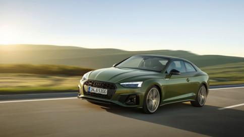 อาวดี้ Audi A5 Coupe 45 TFSI quattro S Line Black Edition ปี 2020