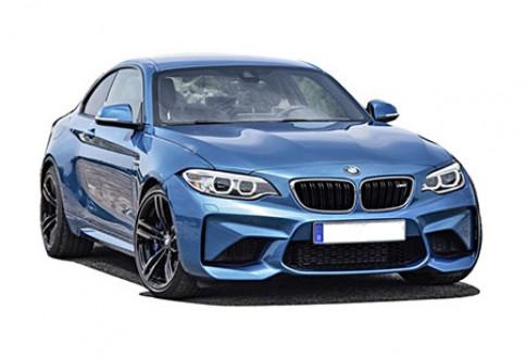 บีเอ็มดับเบิลยู BMW-M2 Coupe-ปี 2016
