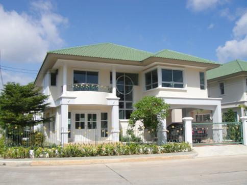 ปาล์ม สปริง วิลล์ เอเซีย-สี่แยกสนามบิน (หาดใหญ่ สงขลา) (Palm Spring Ville)