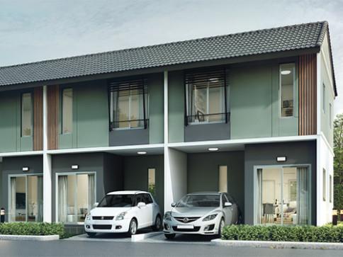 บ้านพฤกษา 114 เทพารักษ์ - เมืองใหม่ฯ (Baan Pruksa 114)