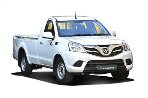 โฟตอน Foton Tunland Single Cab 2WD E ปี 2016