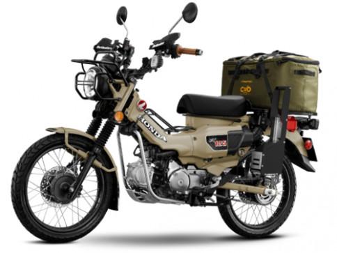 ฮอนด้า Honda-CT125 Country Trekking-ปี 2020