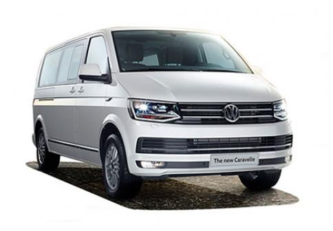 โฟล์คสวาเกน Volkswagen The New Caravelle T6 2.0 BiTDi ปี 2016