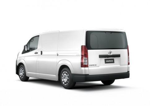 โตโยต้า Toyota Hiace ECO 2.8 ปี 2019