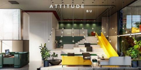แอททิจูด บียู (Attitude BU)