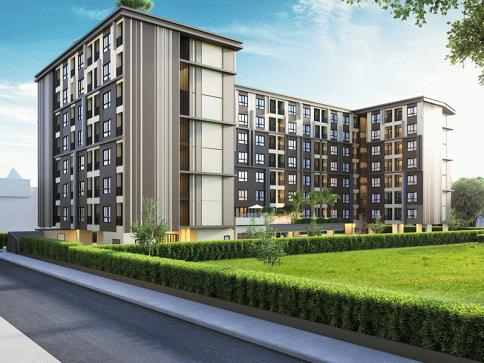 กรีน วิลล์ 2 คอนโดมิเนียม @สุขุมวิท (Green Ville 2 Condominium @Sukhumvit101)