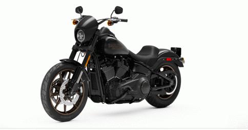 ฮาร์ลีย์-เดวิดสัน Harley-Davidson Softail Low Rider S ปี 2021