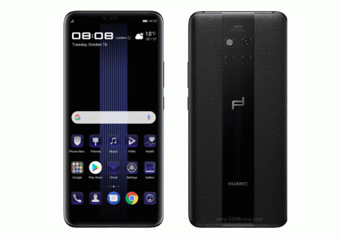 หัวเหว่ย Huawei-Mate 20 RS Porsche Design 512GB