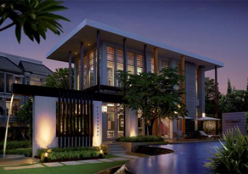 บ้านกลางเมือง ศรีนครินทร์ 2 (Baan Klang Muang Srinakarin 2)