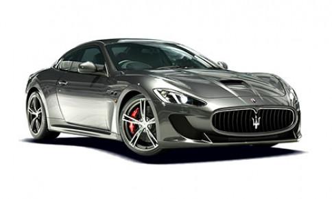 มาเซราติ Maserati-GranTurismo MC Stradale-ปี 2014