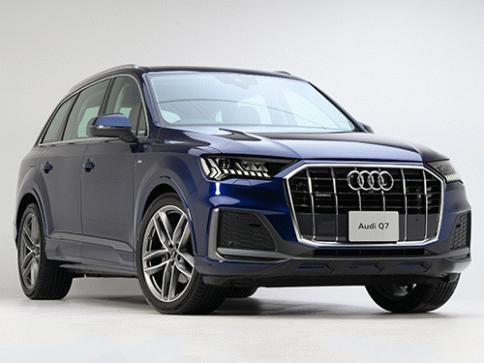 อาวดี้ Audi Q7 45 TDI quattro MY20 ปี 2020