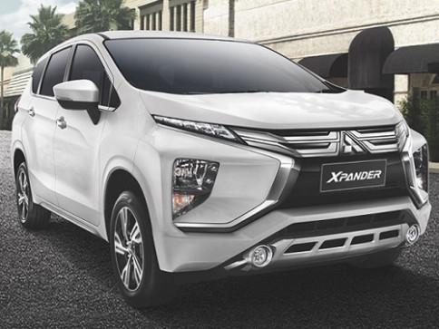 มิตซูบิชิ Mitsubishi Xpander GLS-LTD MY2020 ปี 2020